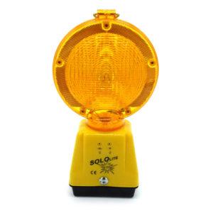 Horizont Baustellenleuchte Solo-Lite LED gelb