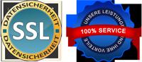 SSL Datensicherheit Service Götte Shop