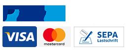 Bezahlmöglichkeiten Götte Onlineshop | PayPal Plus + Vorkasse + SEPA