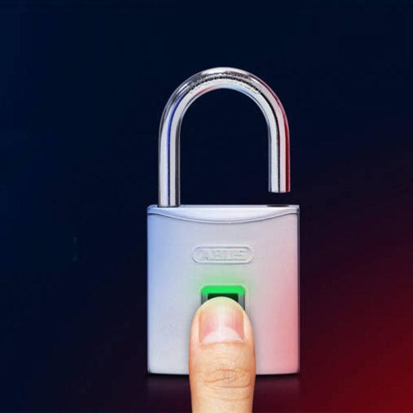 ABUS Fingerabdruck Vorhangschloss Touch 56/50