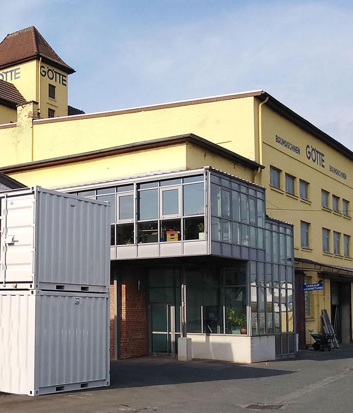 Götte Shop Bauartikel Baubedarf Kassel
