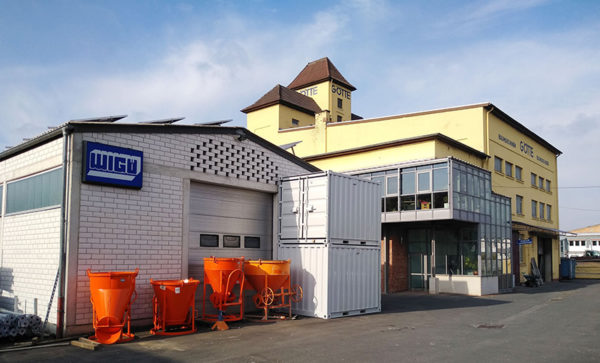 Götte Baumaschinen in Kassel - Bauartikel günstig kaufen