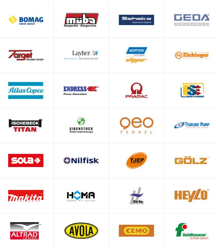 Lieferanten Hersteller Götte Baumaschinen Kassel