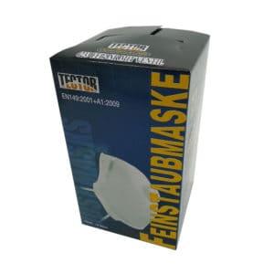 Staubschutz Masken mit Ventil FFP2